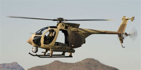 lima boeing md helicopters spar for light attack requirement