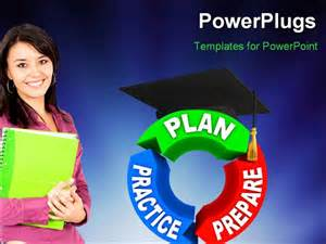 College Powerpoint Templates by Casual Of College Students Smiling Isolated A