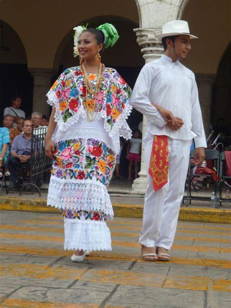 imagenes de traje tipico venezuela traje t 237 pico de mujer y hombre de yucat 225 n m 233 xico trajes