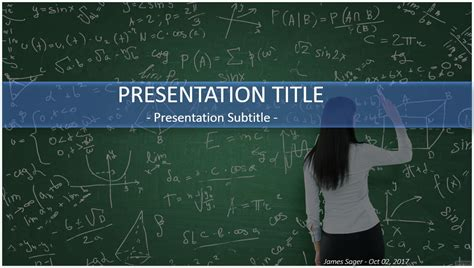 math powerpoint templates free free math powerpoint 29637 sagefox powerpoint templates