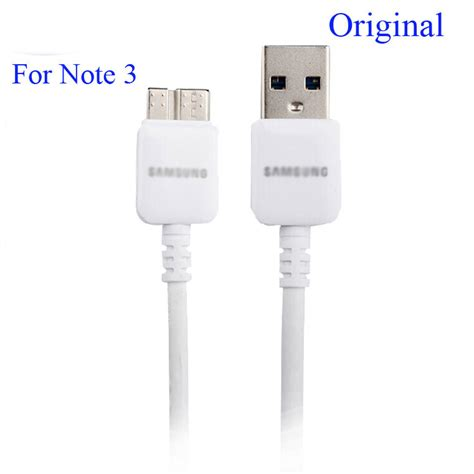 Charger Samsung Galaxy Note 3 S5 100 Original G 100 original 1pcs 3 0 usb cable for samsung galaxy s5 note 3 fast usb data sync cable charger