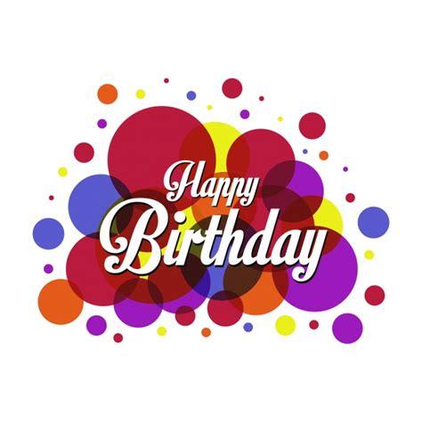 Confetti Omedetto happy birthday background vector free