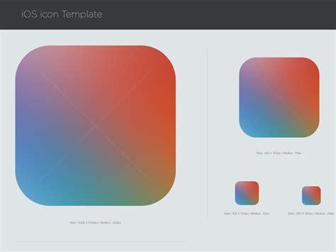design own icon 25 ios app icon templates to create your own app icon