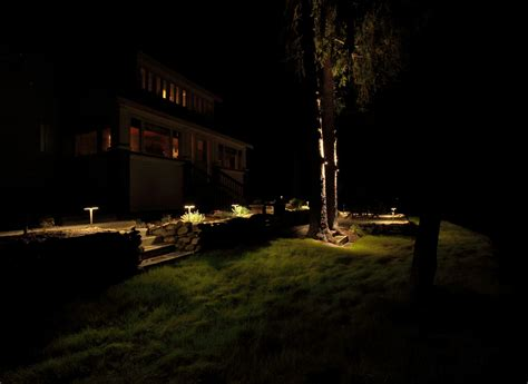 Ny Landscape Lighting Landscape Designs Should Be Unique To Each Project