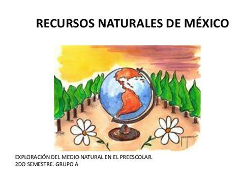 imagenes recursos naturales para imprimir principales recursos naturales de m 233 xico