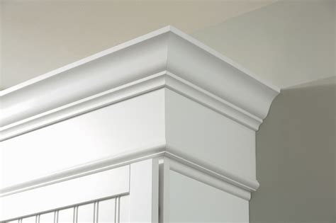 Crown Moulding Above Kitchen Cabinets Aristokraft Crown Moulding Contemporary Kitchen Cabinetry Other Metro By Masterbrand