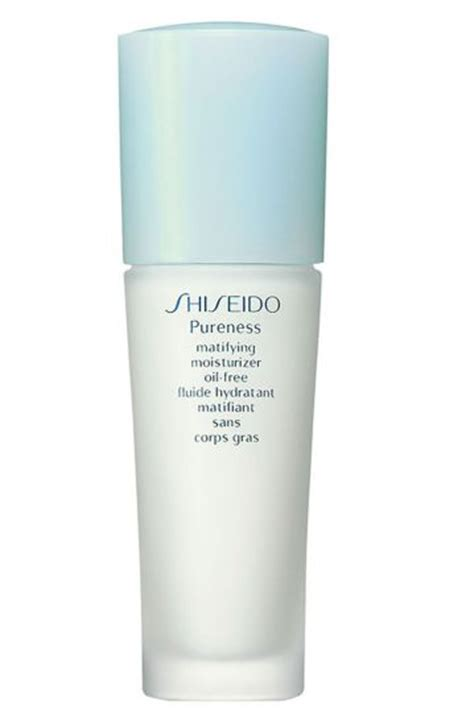 Moisturizer Shiseido shiseido pureness matifying moisturizer free reviews