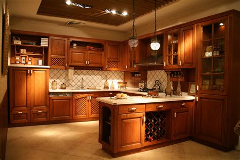How Kitchen Cabinets Are Made China American Kitchen Cabinets Raised Style Solid Wood Kitchen Furniture China Kitchen