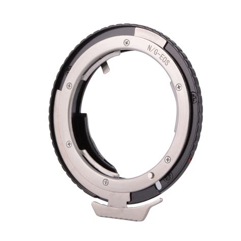 Lens Adapter Nikon G Eos Emf Chip emf af confirm adapter ring for nikon ai g lens to canon