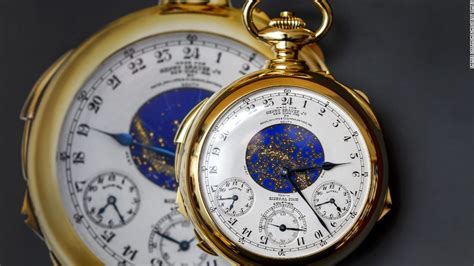 why collectors covet patek philippe timepieces cnn