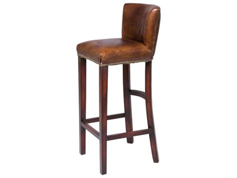Tabouret De Bar Cuir 7721 by Tabouret De Bar Design Cuir