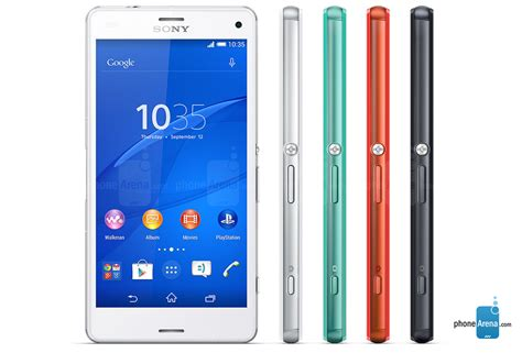 Backdoor Sony Xperia Z3 Mini Compact sony xperia z3 compact 246 zellikleri inceleme