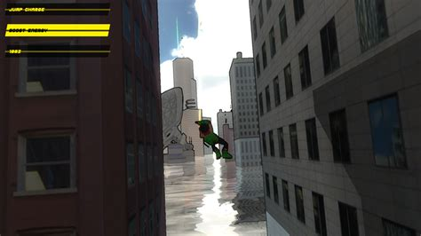 man  spider man  swinging launched