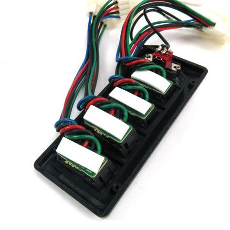 Power Window Universal 4 Pintu Promata 4 door universal power window kit with 7 switches