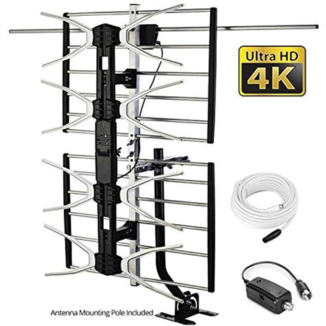 pingbingding hd tv antenna outdoor antenna digital antenna lified antenna 150 mile range