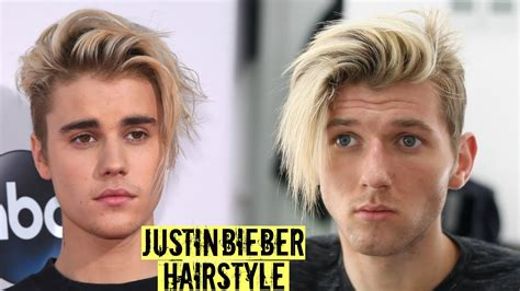 Justin Bieber Hairstyle 2015 Name by Justin Bieber Hairstyle Haircut Tutorial 2018 Mens