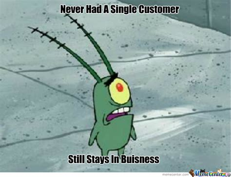 Plankton Meme - plankton probzz by imnotworthit meme center