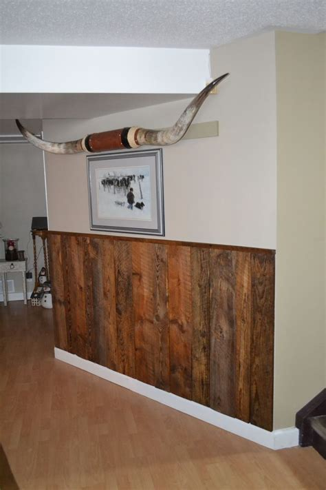 Barn Board Wainscoting barn board wainscoting home