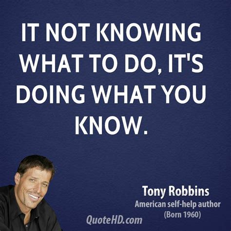 Its To Be Robbins by Tony Robbins Quotes Quotehd