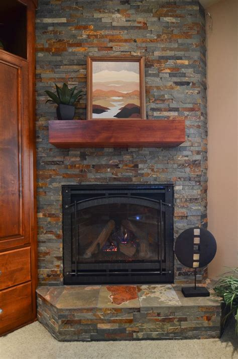 fireplaces stone stone and more stone renovation projects the 25 best ledger stone fireplace ideas on pinterest