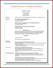 Post Graduate Resume Sample Graduate Student Resume Templates Www Galleryhip Com