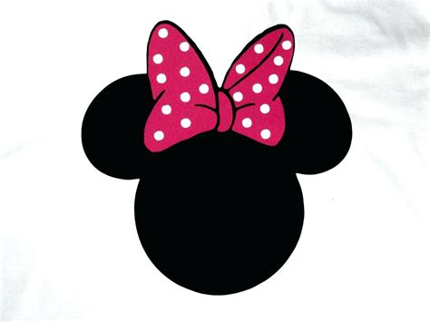 minnie mouse ear template printable minnie mouse ears printable template