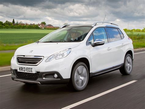 Used Peugeot 2008 Cars For Sale On Auto Trader Uk