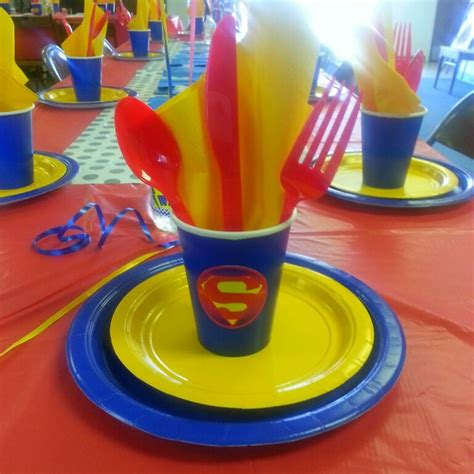 Superman Decorations by 25 Best Ideas About Superman On
