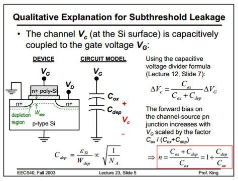 mos capacitor depletion region mosfet depletion region capacitance a marketplace of ideas