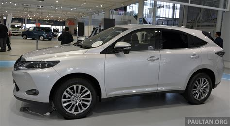 Toyota Harrier 2013 Toyota Harrier 2014