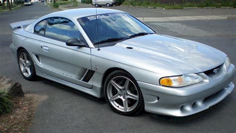 1998 mustang kit 1998 ford mustang saleen kit