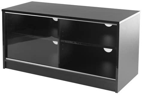 Black Tv Cabinets With Doors Valufurniture Vts 0581 Tv Stands