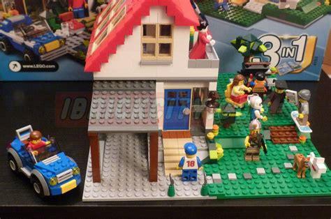 Lego Creator 3 In 1 Hillside House 5771 Bonus 2 Mini Figure lego 30314 go kart racer i brick city