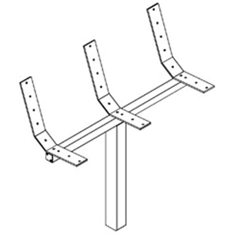metal bench frame only frame only kit for contour park bench with a single