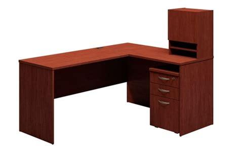Corner Shaped Desk Bush 3699 L Shaped Corner Office Desk