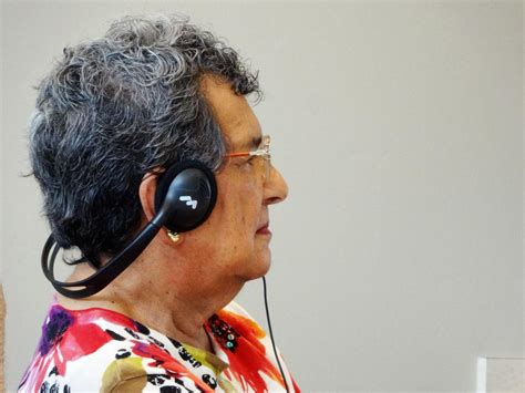 New Ihearsafe Headphones Aim To Save The Hearing Of The Ipod Generation by Communication Classes Aim To Soothe Seniors Hearing Loss