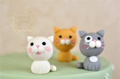 Sweet Designs Kitchen Adorably Sweet Kitten Themed Cake
