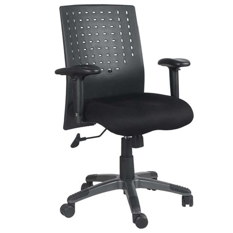 Ergonomic Features Of A Chair by Ergonomic Office Chair With Ergonomic Back Features