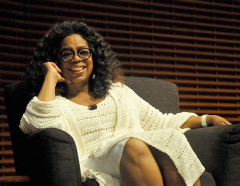 oprah winfrey business oprah winfrey the secret of my success by stanford