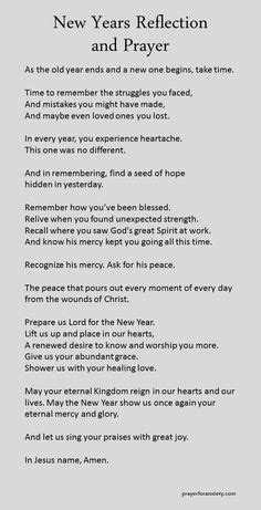 new year reflection quotes for those family members that are still grieving may god bless you prayers