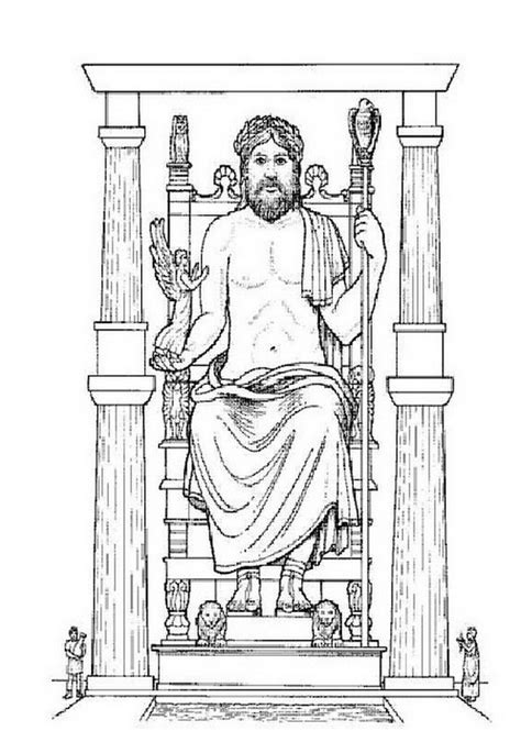coloring pages seven wonders of the ancient world 7 wonders of the world coloring pages
