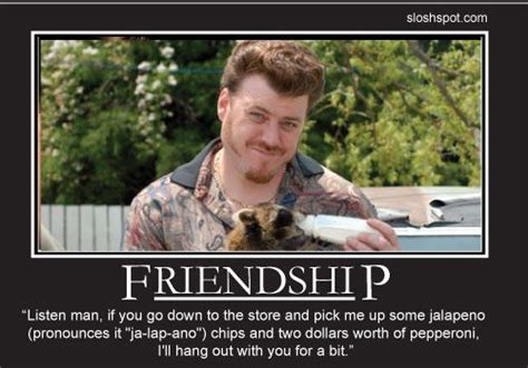 Trailer Park Boys Meme - ricky isms are much better than actual english trailer