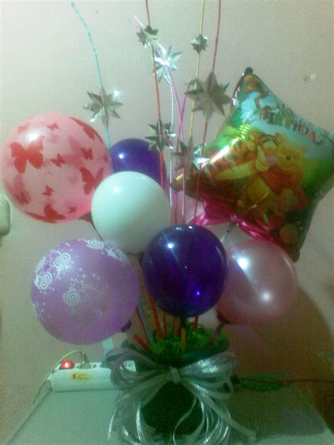 L Lu Lu Hias Lu Dekorasi 9 balon promosi balon dekorasi buket balon balloon bouquet