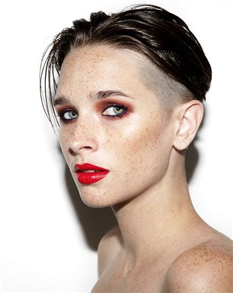 androgynous wedge hair cuts 1000 images about like a pixie on pinterest short pixie
