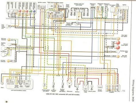 suzuki gsx  wiring diagram collection wiring diagram