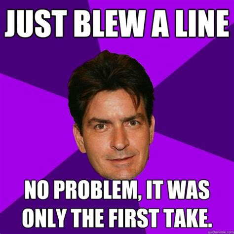Charlie Sheen Meme - comedy news viral videos late night tv political humor