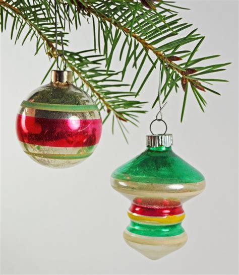 vintage christmas ornaments 20 charming vintage christmas decorations