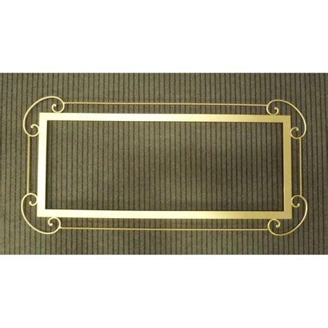 cornici in ferro cornice design ferro battuto per specchio o foto senza led