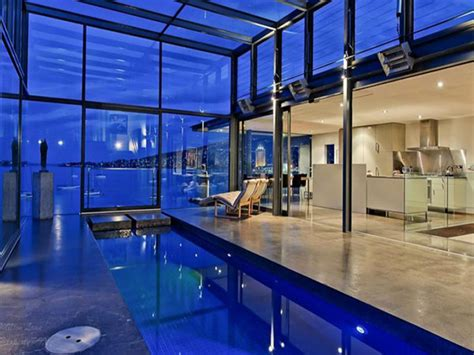 indoor pool house impressive indoor swimming pools that you would love to