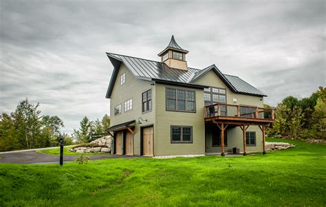 barn home plans the cabot update the cabot barn house one foot print three floor plan sizes